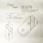 Presser Clapper Build Diagram